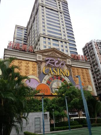 マカオのリオ ホテル & カジノ