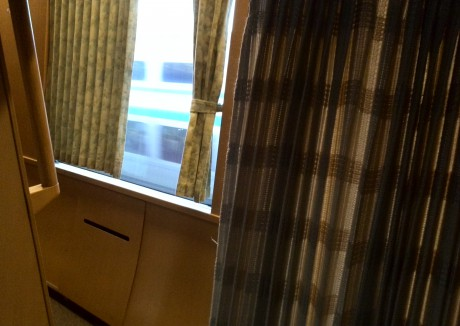 お、もう朝か?という頃には横浜近辺に