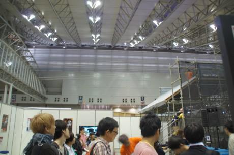 「ゴルゴ13」 超会議狙撃指令(空中ガンアクション体験)