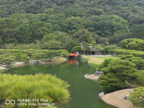 美しい松林などの景観が楽しめます